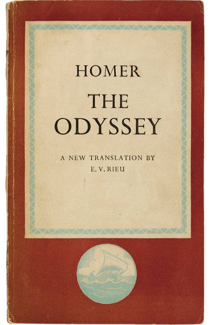 The Odyssey, 1946 edition